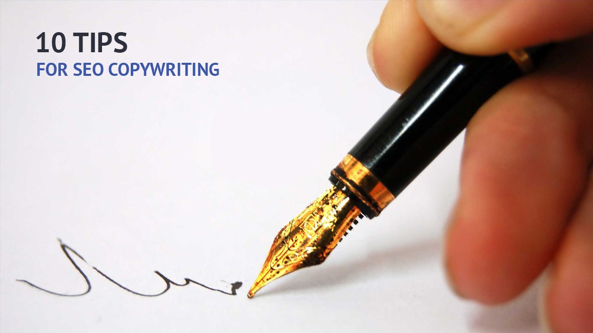 10 Tips for SEO Copywriting