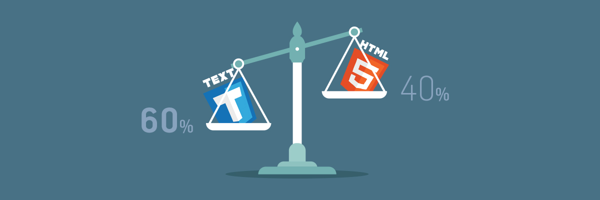 Correlation of texts and HTML tags