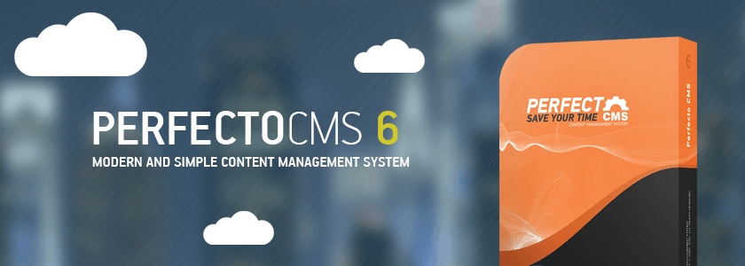 The New Perfecto CMS 6