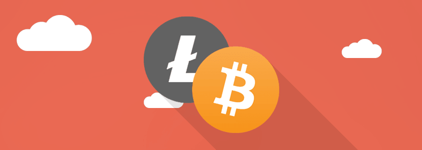 Accept Bitcoin and Litecoin