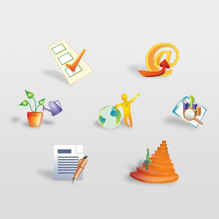 Icons for Web-Studio