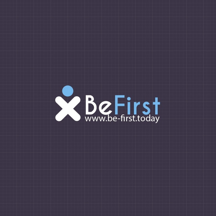 «Be First Today» logo