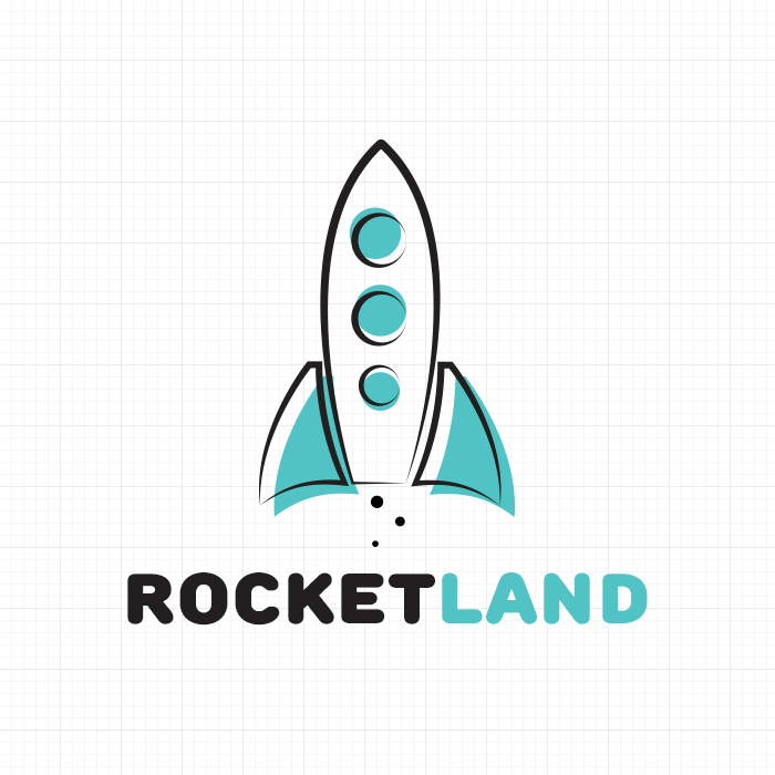 RocketLand - Logo of the game center