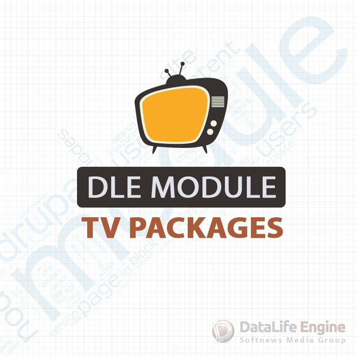 Module DLE: TV Packages