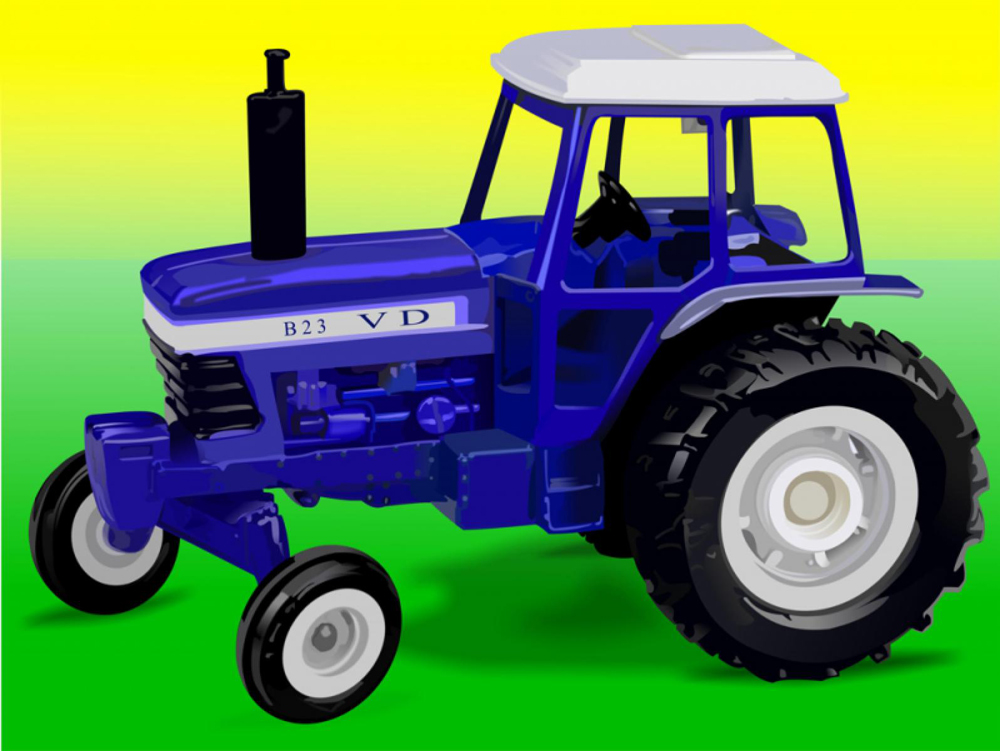 Tractor №1 -